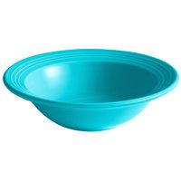 Tuxton CID-066 Concentrix 9 oz. Island Blue China Grapefruit Bowl - 24/Case