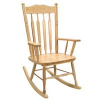 Whitney Brothers WB5536 Adult Rocking Chair - 24 inch x 21 inch x 43 inch
