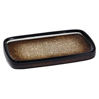 Skyline Collection High Gloss Resin Amenity Tray