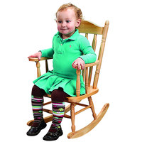 Whitney Brothers WB5533 Child's Rocking Chair - 22 inch x 15 1/2 inch x 28 inch