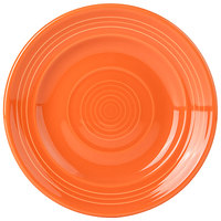 Tuxton CPA-062 Concentrix 6 1/4 inch Papaya China Plate - 24/Case