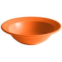 Tuxton CPD-066 Concentrix 9 oz. Papaya China Grapefruit Bowl - 24/Case