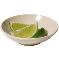 GET B-453-MA Settlement 4.5 oz. Manila Melamine Round Side Dish Bowl - 48/Case