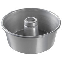 Chicago Metallic 46545 9 1/4 inch Glazed Aluminum Angel Food Cake Pan - 4 inch Deep