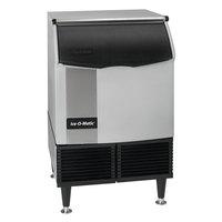Ice-O-Matic ICEU226HA 24 1/2 inch Air Cooled Undercounter Half Dice Cube Ice Machine with 70 lb. Bin - 208/230V; 241 lb.