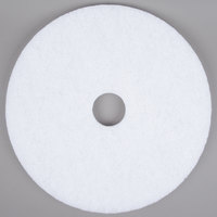 Scrubble by ACS 41-20 Type 41 20 inch White Polishing Floor Pad