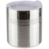 Bon Chef 9321 Original Collection Cold Wave 12 Qt. Stainless Steel Triple Wall Ice Cream Container
