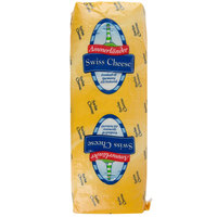 Ammerlander 6.5 Ib. Imported German Swiss Cheese - 4/Case