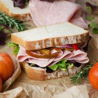 Hormel 5 lb. Oval Spiced Ham - 9/Case
