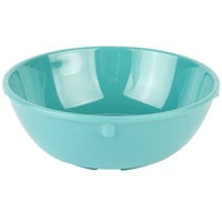 Carlisle 4386263 Turquoise Dayton 10 oz. Nappie Bowl - 48/Case