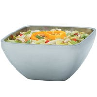 Vollrath 47677 Double Wall Square 8.4 Qt. Serving Bowl
