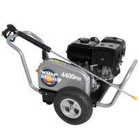 Simpson 60824 Water Blaster Pressure Washer with 50' Hose - 4400 PSI; 4.0 GPM