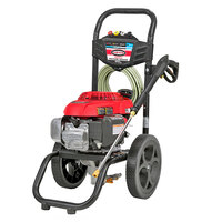 Simpson 60809 Megashot Pressure Washer with Honda Engine, Dial-N-Wash Gun, and 25' Hose - 3000 PSI; 2.4 GPM