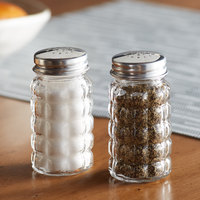 Anchor Hocking 1830EU 2 oz. Salt and Pepper Shaker - 36/Case