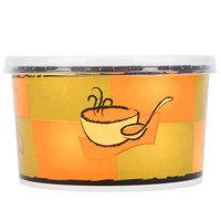 Huhtamaki Chinet Paper Soup Cups and Bowls