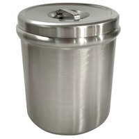 Paragon 598120 3 Qt. Stainless Steel Bain Marie Pot with Lid
