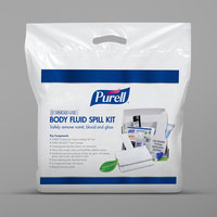 Purell® 3841-02-ECO Eco-Friendly Body Fluid Spill Kit - 2/Case