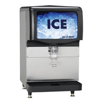 Ice-O-Matic IOD150 22 inch Wide Countertop Ice Dispenser 150 lb. Capacity - 115V