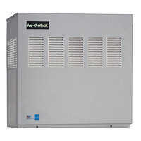 Ice-O-Matic ICE1506HT Slimline Ice Series 30 inch Air Cooled Half Dice Cube Ice Machine with Top Air Discharge - 208-230V; 1430 lb.