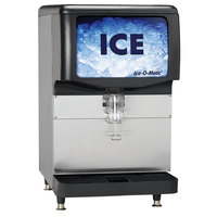 Ice-O-Matic IOD200 30 inch Wide Countertop Ice Dispenser 200 lb. Capacity - 115V