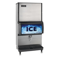 Ice-O-Matic IOD250 30 inch Wide Countertop Ice Dispenser 250 lb. Capacity - 115V