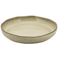 10 Strawberry Street FRZ-9DPPLT-BG Firenza 8 1/2 inch Beige Porcelain Deep Plate - 12/Case
