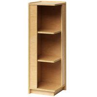 Whitney Brothers WB1798 School-Age Storage Corner Cabinet - 11 11/16 inch x 11 3/4 inch x 36 inch