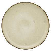 10 Strawberry Street FRZ-5SS-BG Firenza 4 3/4 inch Beige Porcelain Bread and Butter Plate - 24/Case
