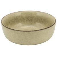 10 Strawberry Street FRZ-6BWL-BG Firenza 30 oz. Beige Porcelain Bowl   - 12/Case