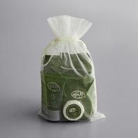 Eco Novo Terra Eucalyptus and Lemon Myrtle Complete Hotel Amenity Toiletries Kit