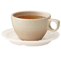 GET BAM-1001 BambooMel 7.5 oz. Ovide Cappuccino Cup - 48/Case