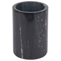 American Metalcraft MWC59 Black Marble Wine Cooler - 7 inch x 5 inch
