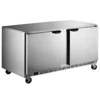 Beverage-Air UCR60AHC-ADA 60 inch Undercounter Refrigerator