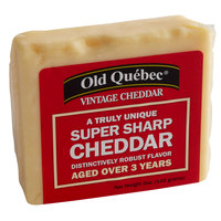 Old Quebec 5 oz. Vintage Cheddar 3 Years Aged Super Sharp Cheddar Cheese