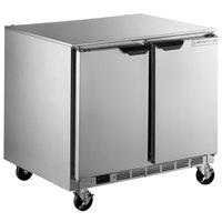Beverage-Air UCR36AHC-ADA 36 inch Undercounter Refrigerator