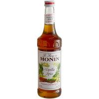 Monin 750 mL Premium Vanilla Spice Flavoring Syrup