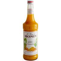 Monin 750 mL Premium Golden Turmeric Flavoring Syrup