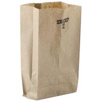 2 lb. Brown Paper Bag 500/Bundle