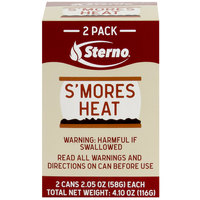 Sterno Products 20262 S'mores Heat Non-Toxic Fuel