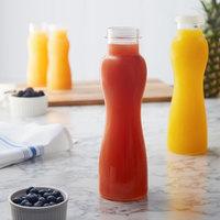 GET SDB-32-PC-B-CL 32 oz. Polycarbonate Clear Salad Dressing / Juice Bottle
