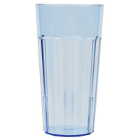 Cambro NT20401 Newport 22 oz. Slate Blue Customizable Plastic Tumbler - 36/Case