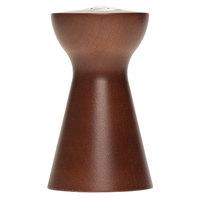 Fletchers' Mill TRO03SS12-14 Tronco 3 inch Walnut Stain Salt Shaker