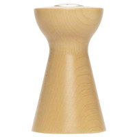 Fletchers' Mill TRO03PS12 Tronco 3 inch Natural Maple Pepper Shaker