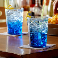 Arcoroc N8982 Essentials 17 oz. Blue Beverage Glass by Arc Cardinal - 6/Case