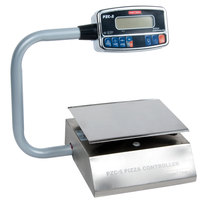 Tor Rey PZC-5 10 lb. Digital Pizza Controller Portion Scale with Foot Tare Pedal