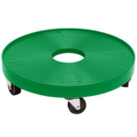Regency 16 inch Keg Dolly with Casters for Full Size to 1/6 Barrel Kegs