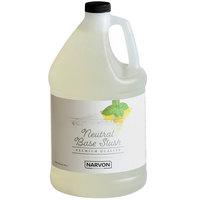 Narvon 1 Gallon Neutral Slushy Syrup