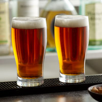 Acopa 16 oz. Pub Glass - 12/Case