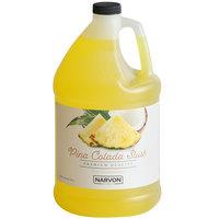 Narvon 1 Gallon Pina Colada Slushy Syrup
