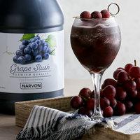 Narvon 1 Gallon Grape Slushy Syrup